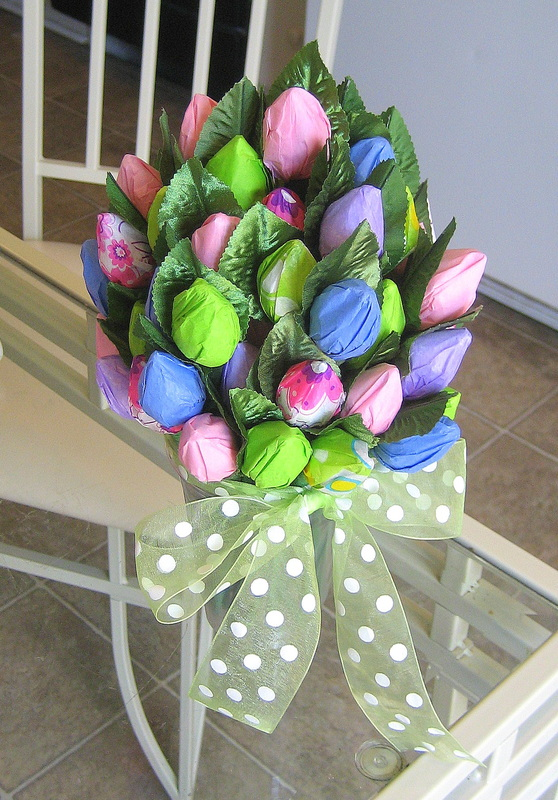 Hershey Kisses Roses - Can I do you a favor?